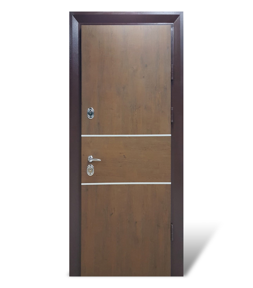 Модель House-3 дуб бронза