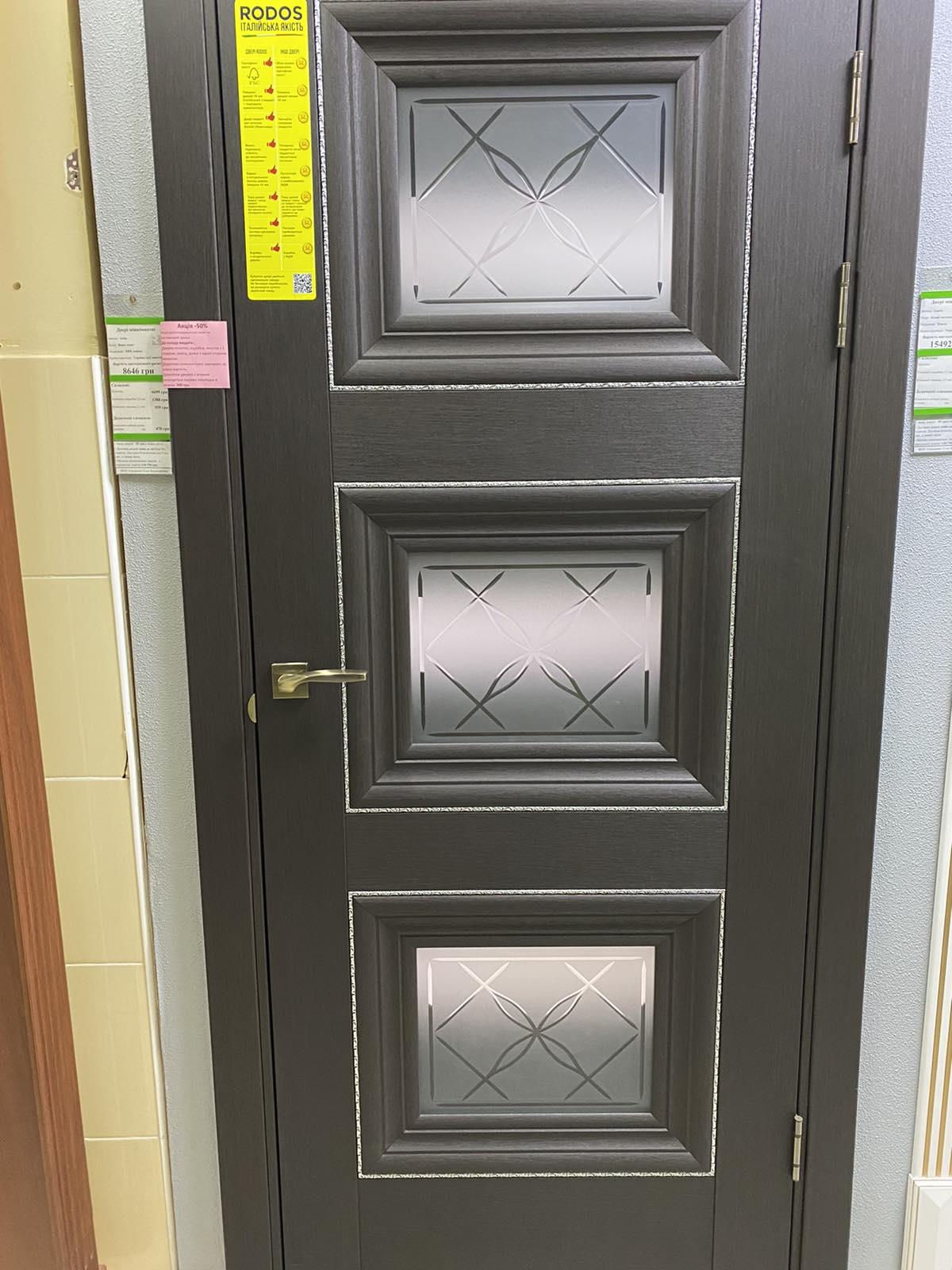дверь Irida